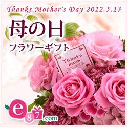 e87.com(千趣会イイハナ) 母の日特集2012