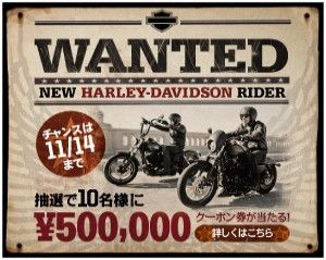 HARLEY DAVIDSON JAPAN