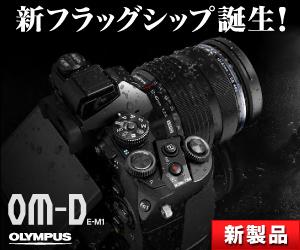 ミラーレス一眼カメラ OLYMPUS OM D E M1