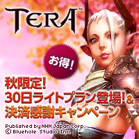 MMORPG 「TERA」